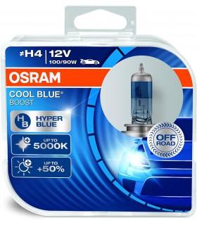 LAMPADA H4 COOL BLU BOOST OSRAM  62193CBB-HCB
