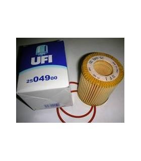 FILTRO OLIO UFI ALFA ROMEO, CADILLAC, FIAT, OPEL UFI 2504900