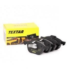 TEXTAR Kit pastiglie freno, Freno a disco  senza contatto segnalazione usura Numero articolo: 2372301