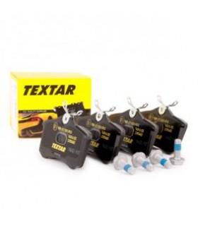 TEXTAR Kit pastiglie freno con bulloni pinza freno Numero articolo: 2355402