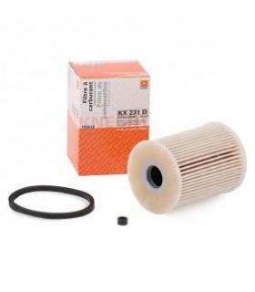 MAHLE ORIGINAL Filtro carburante  Cartuccia filtro Numero articolo: KX 231D