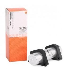 MAHLE ORIGINAL Filtro carburante  Filtro per condotti/circuiti Numero articolo: KL 596