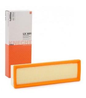 MAHLE ORIGINAL Filtro aria  Cartuccia filtro Numero articolo: LX 1451