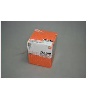 Filtro olio MAHLE ORIGINAL Filtro ad avvitamento OC540