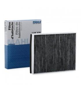 MAHLE ORIGINAL Filtro, Aria abitacolo  Filtro al carbone attivo Numero articolo: LAK 875