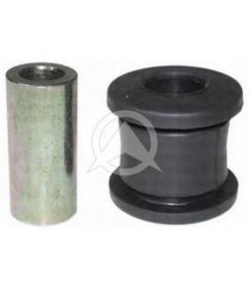 SIDEM Supporto, Braccio oscillante anteriore CITROEN -PEUGEOT, Assale anteriore bilaterale, Cuscinetto gomma-metallo, Braccio