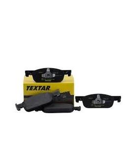 Kit pastiglie freno, Freno a disco TEXTAR senza contatto segnalazione usura