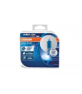12V Cool Blue Boost 69005CBB-HCB - (HB3) - 100W - P20d - 2 pz - MARCA OSRAM