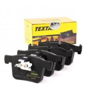 TEXTAR Kit pastiglie freno, Freno a disco  Predisposto per contatto segnalazione usura Numero articolo: 2519901