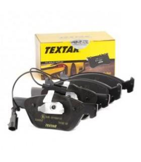 TEXTAR Kit pastiglie freno, Freno a disco  con sensore usura integrato Numero articolo: 2328902