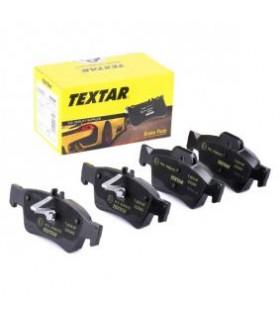TEXTAR Kit pastiglie freno, Freno a disco  Predisposto per contatto segnalazione usura Numero articolo: 2333403