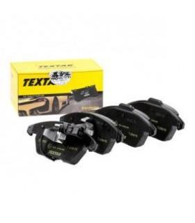 TEXTAR Kit pastiglie freno, Freno a disco  con sensore usura integrato Numero articolo: 2358701