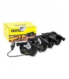 TEXTAR Kit pastiglie freno, Freno a disco  con sensore usura integrato Numero articolo: 2301802