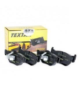 TEXTAR Kit pastiglie freno, Freno a disco  Predisposto per contatto segnalazione usura Numero articolo: 2392701