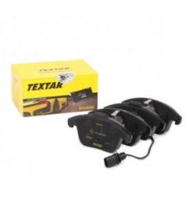 TEXTAR Kit pastiglie freno, Freno a disco  con sensore usura integrato Numero articolo: 2470601