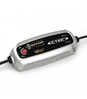 CTEK MXS5.0 CARICABATTERIA 12V fino a 160Ah INTEC CTEK MXS 5.0