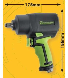 Fasano Tools FGA 309 - Avvitatore ad aria con attacco quadro da 1/2'