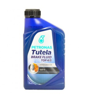 PETRONAS TUTELA per sintesi Liquido dei Freni Brake Fluid Top 4/s DOT 4 1 LITRI