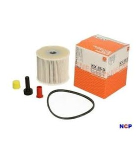 MAHLE ORIGINAL Filtro carburante  Cartuccia filtro Numero articolo: KX 85D