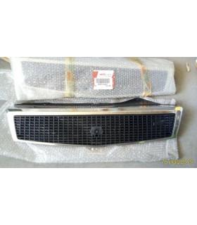 7716091 AUTOBIANCHI Y10 FL 92 - GRIGLIA RADIATORE CORNICE INOX NUOVA ORIGINALE