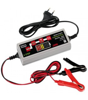 LAMPA 70177 Amperomatic Lithium-plus Caricabatteria Intelligente 12v 3,8a