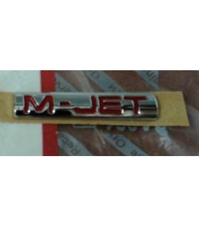 Sigla modello scritta Logo ALFA ROMEO 156 M-JET  60689865