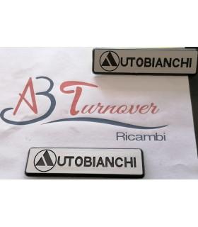 Sigla Modello Scritta Emblema Fregio Lancia Autobianchi A112