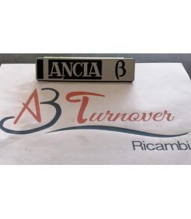 LANCIA FULVIA COUPE 3 STEMMA SCRITTA SIGLA LOGO