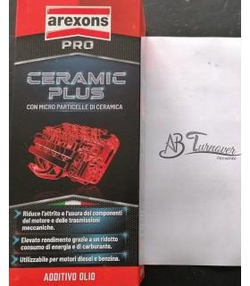 AREXONS- 9887-ADDITIVO OLIO MOTORE CERAMIC PLUS- TRATTAMENTO ANTIATTRITO