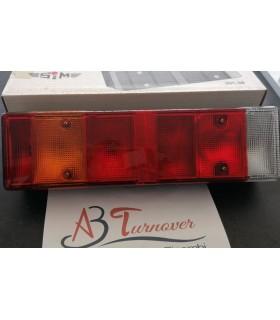 Luce posteriore  dx, P21W, R5W, senza lampadine, con portalampada