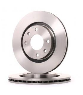 BREMBO Disco freno  Autoventilato, con bulloni/viti RIF- 09.8695.14 (COPPIA)
