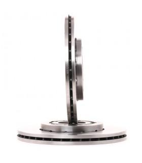 Disco freno  Autoventilato con bulloni/viti BREMBO 09.7011.14 (COPPIA)