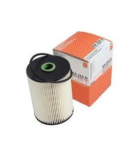 MAHLE ORIGINAL Filtro carburante  Cartuccia filtro Numero articolo: KX 228D