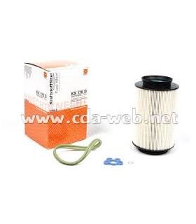 MAHLE ORIGINAL Filtro carburante  Cartuccia filtro Numero articolo: KX 178D