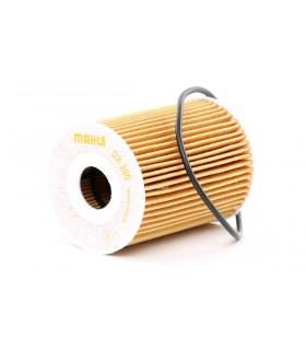 Filtro olio OX 380D Cartuccia filtro da MAHLE ORIGINAL