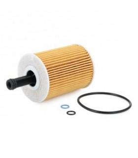 MAHLE ORIGINAL Filtro olio AUDI- VW-SKODA   Cartuccia filtro Numero articolo: OX 188D