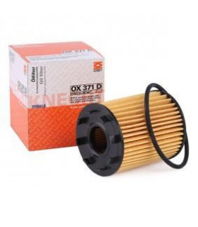 MAHLE ORIGINAL Filtro olio mot. MJ   Numero articolo: OX 371D