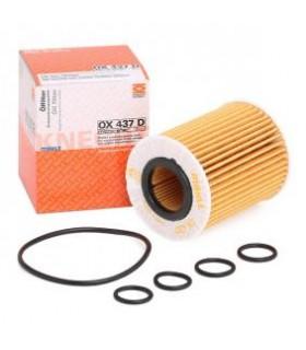 MAHLE ORIGINAL Filtro olio  Cartuccia filtro Numero articolo: OX 437D