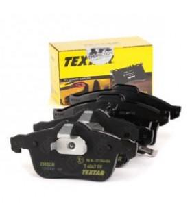 TEXTAR Kit pastiglie freno, Freno a disco  con segnalatore acustico usura Numero articolo: 2383201