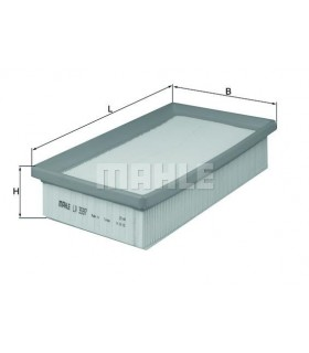 MAHLE ORIGINAL Filtro aria  Cartuccia filtro Numero articolo: LX 3597