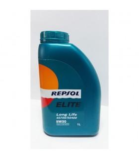 REPSOL ELITE LONG LIFE 5W-30 1lt. 507.00/504.00