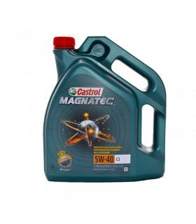PROMO Olio Motore Castrol Magnatec 5W40 C3 Lt.4